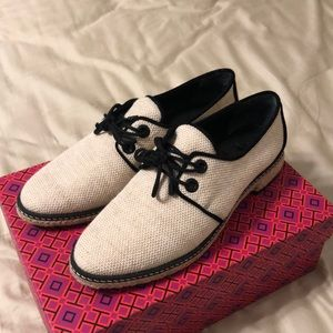 9941bfbcfe4 Tory Burch Shoes - Final price🎉🎉Tory Burch Fawn Oxford Espadrille